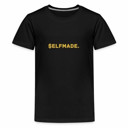 Millionaire. X $ elfmade. - Teenage Premium T-Shirt