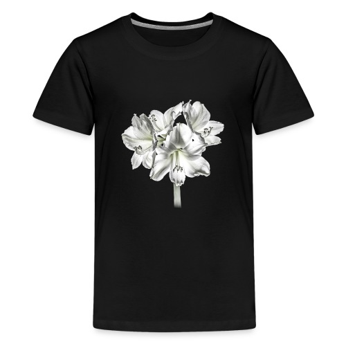 Amarylis - Teenager Premium T-shirt