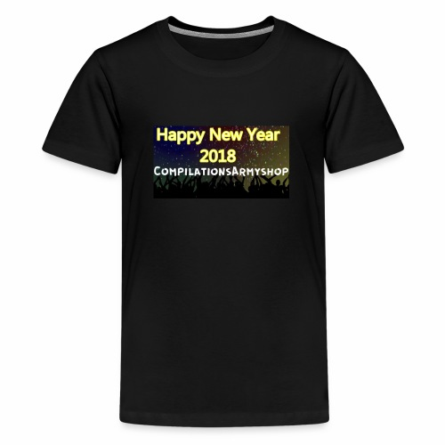 New Year Collection - Teenager Premium T-Shirt