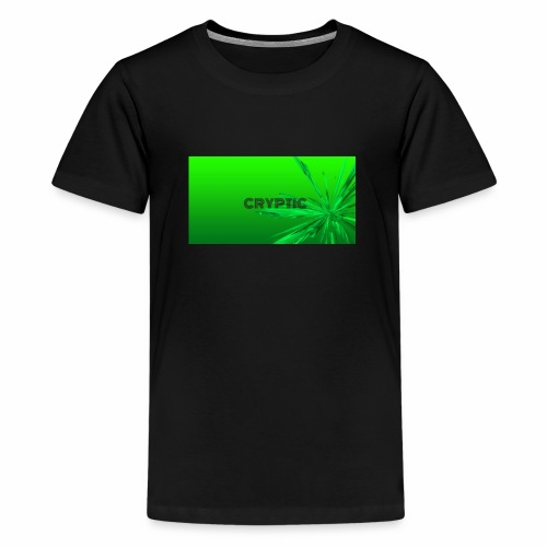MERCH SEASON 1 - Teenage Premium T-Shirt