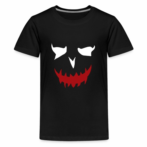 puddin face white - Teenager Premium T-Shirt