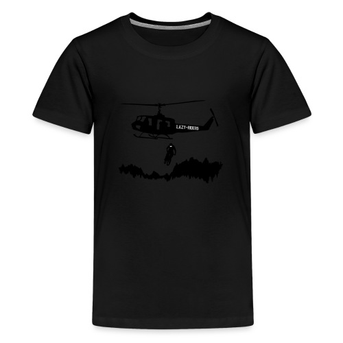 Helibiking - Teenager Premium T-Shirt