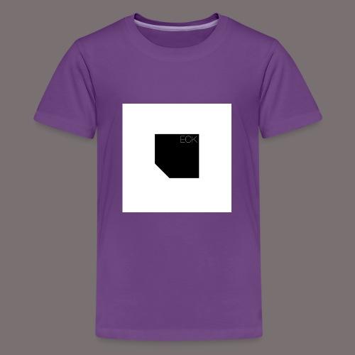 ecke - Teenager Premium T-Shirt