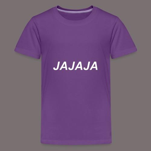 Ja - Teenager Premium T-Shirt