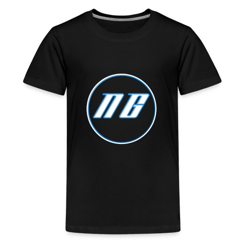 Nielsie Games - Teenager Premium T-shirt