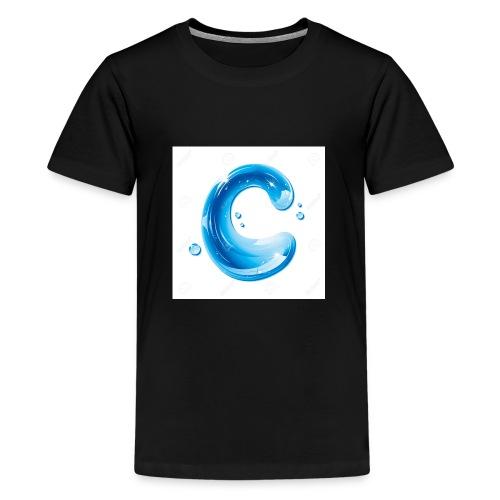 2nd merch - Teenage Premium T-Shirt
