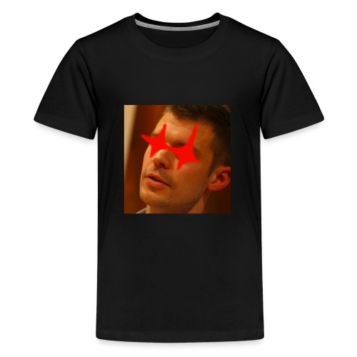 Mom likes to nationalize oil - Premium T-skjorte for tenåringer
