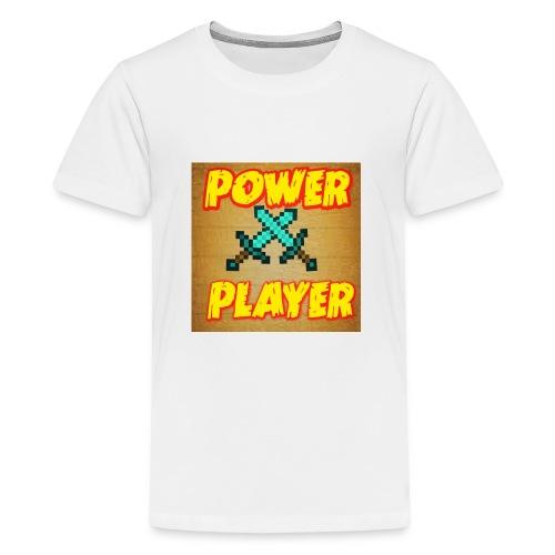 NUOVA LINEA POWER PLAYER - Maglietta Premium per ragazzi