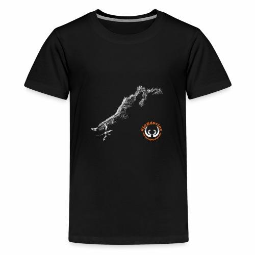 Jagdprinz - Wildschwein - Teenager Premium T-Shirt