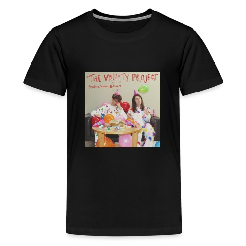 The Vanity T Shirt - Teenage Premium T-Shirt