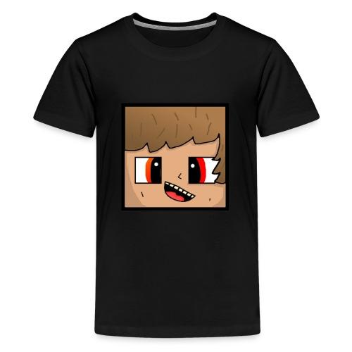 Zytron logo - Teenage Premium T-Shirt