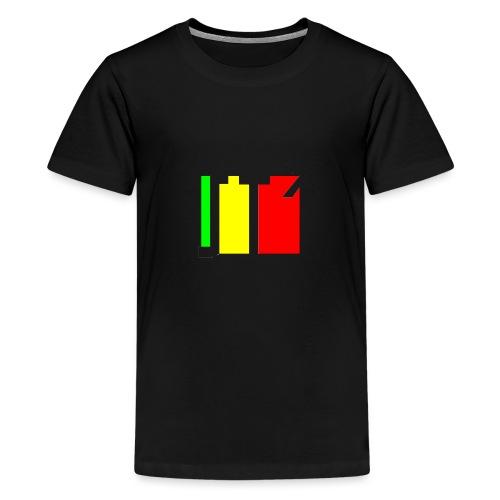 st1 - T-shirt Premium Ado