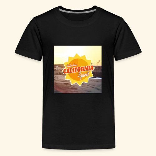 SunRise - T-shirt Premium Ado