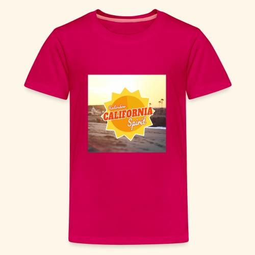 SunRise - T-shirt Premium Ado