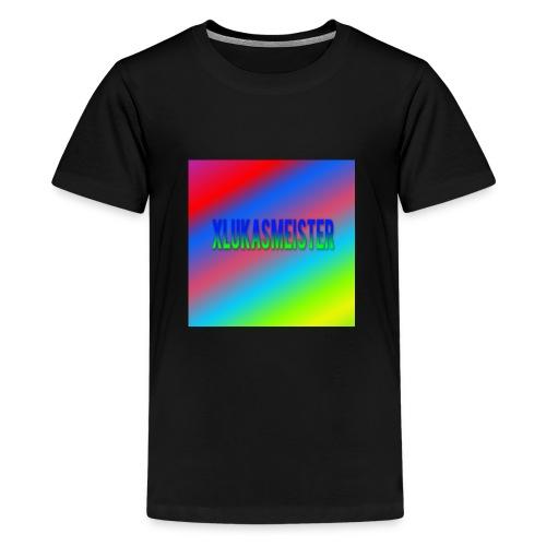 xxkyllingxx minecraft navn - Teenager premium T-shirt