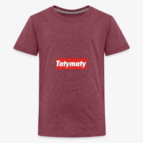 TatyMaty Clothing - Teenage Premium T-Shirt
