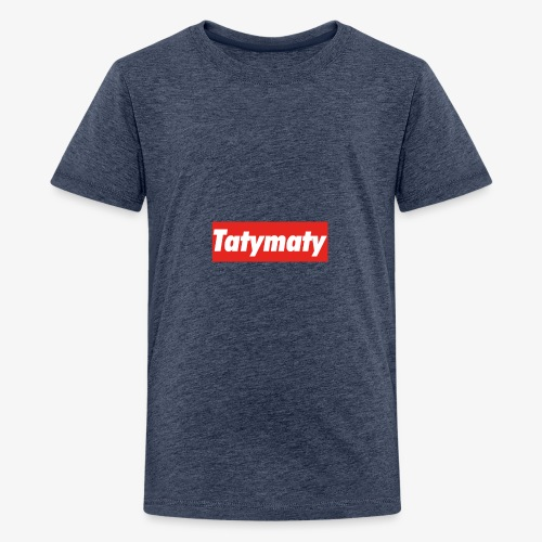 TatyMaty Clothing - Teenage Premium T-Shirt