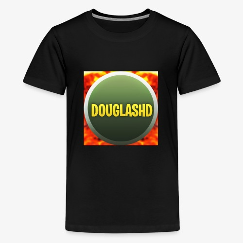 Douglashd merch :+} - Teenage Premium T-Shirt