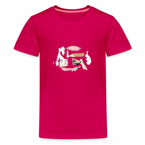 Pintular - Camiseta premium adolescente