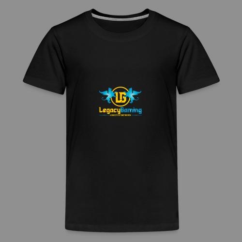 1 Logo - Teenage Premium T-Shirt