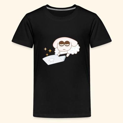Sheep It Guy - Teenage Premium T-Shirt