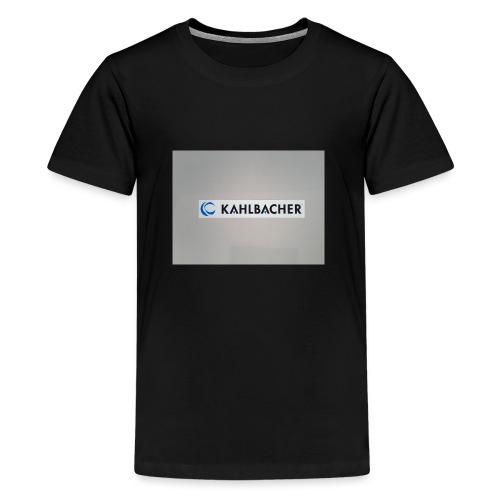 20180327 111635 - Teenager Premium T-Shirt