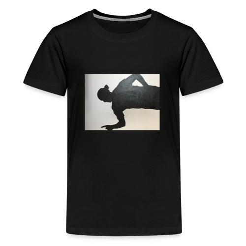 Zlatan - Premium-T-shirt tonåring
