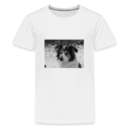 Skippy Winter - Teenager Premium T-Shirt