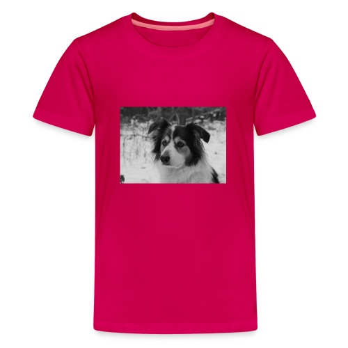 Skippy Winter - Teenager Premium T-Shirt