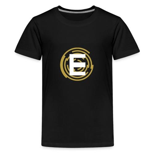 E-Campionato Semplice - Maglietta Premium per ragazzi