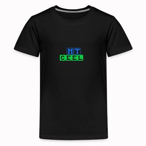 mtceelbloks - Teenager Premium T-shirt