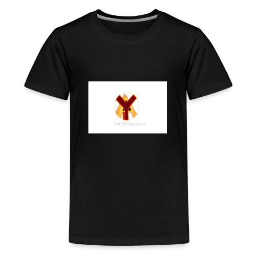 YoungStore Merch 1 - Teenage Premium T-Shirt
