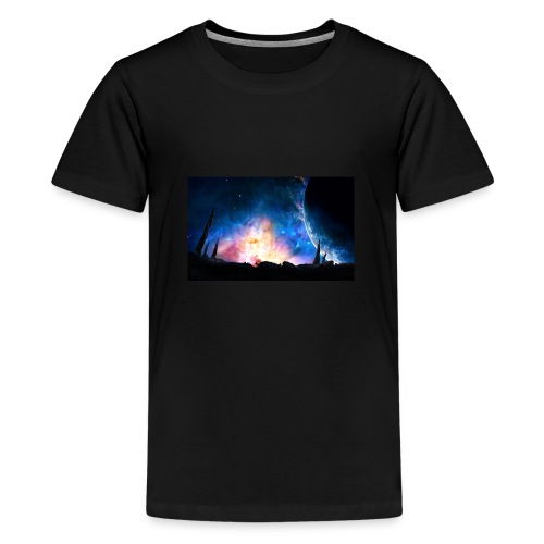 GalaxyDaddy Cover - Teenager Premium T-Shirt