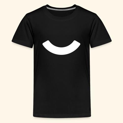 GRNSN Vorder-& Rueckseite - Teenager Premium T-Shirt