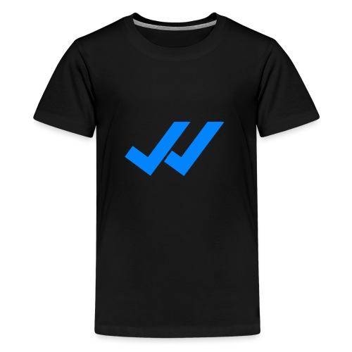 vu whatsapp - T-shirt Premium Ado