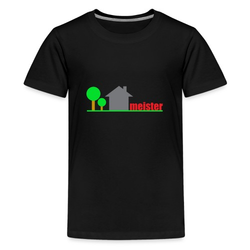 Hausmeister - Teenager Premium T-Shirt