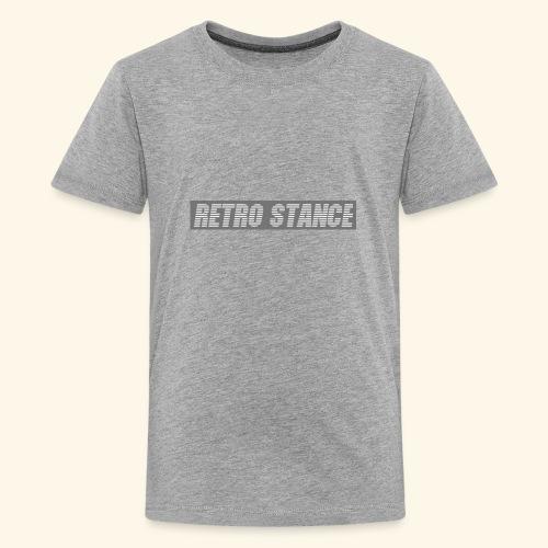 Retro Stance - Teenage Premium T-Shirt