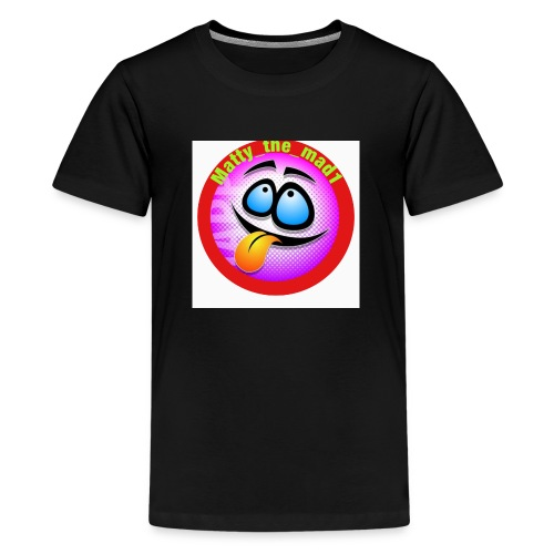 5D14BC46 196E 4AF6 ACB3 CE0B980EF8D6 - Teenage Premium T-Shirt