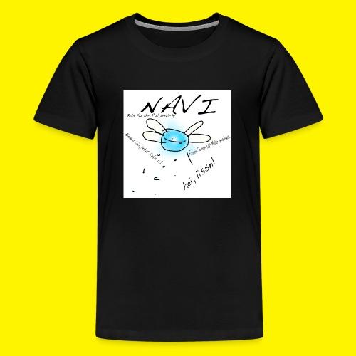 Navi dat Navi - Teenager Premium T-Shirt