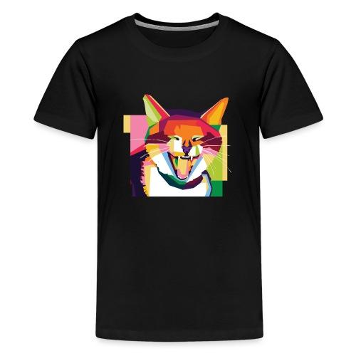p3tshirt - Teenager Premium T-Shirt