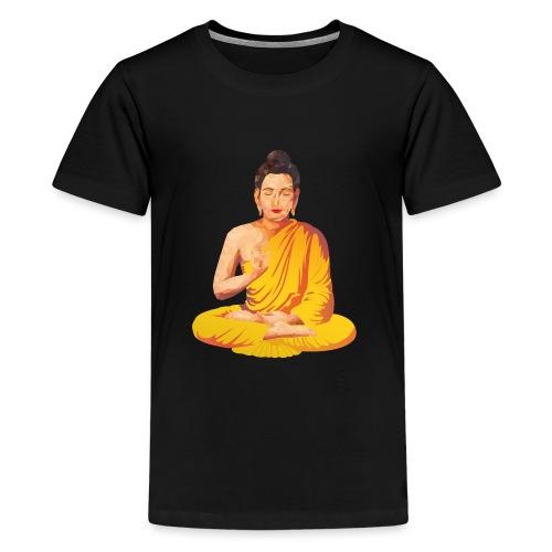 Buddha Collection - Teenager Premium T-Shirt