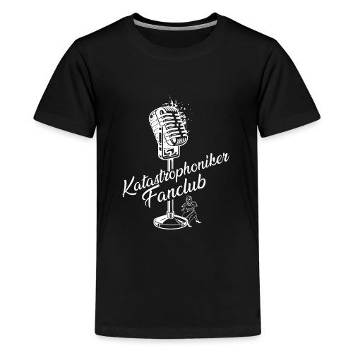 Katastrophoniker Fanclub - Teenager Premium T-Shirt