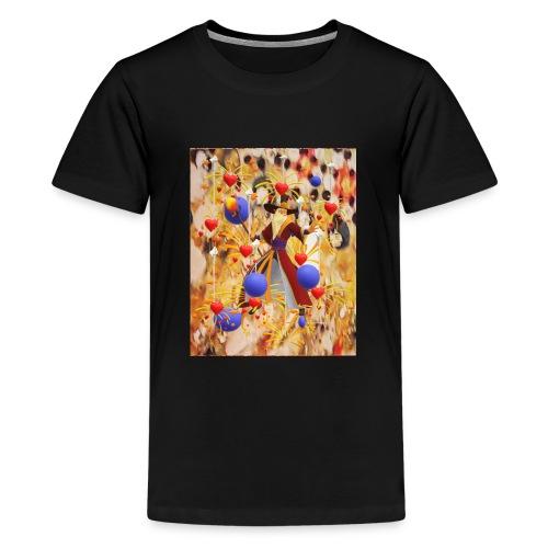 Simsalabim - Mein Zauberer ist da! - Teenager Premium T-Shirt