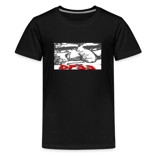 MUSMATTA FÖR DP33 - Premium-T-shirt tonåring