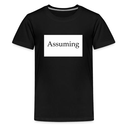 maxresdefault - Teenage Premium T-Shirt