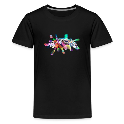T-FOR Splash - Teenage Premium T-Shirt