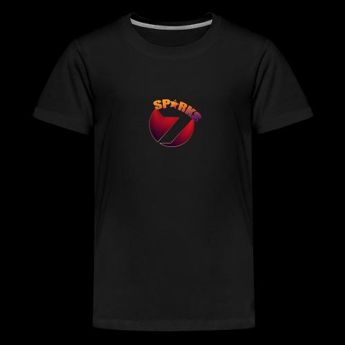 7 SPARKS - T-shirt Premium Ado