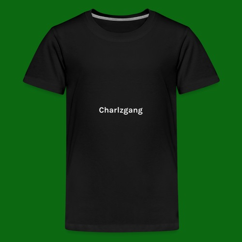 Charlzgang - Teenage Premium T-Shirt