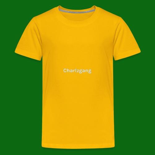 Charlzgang - Teenage Premium T-Shirt