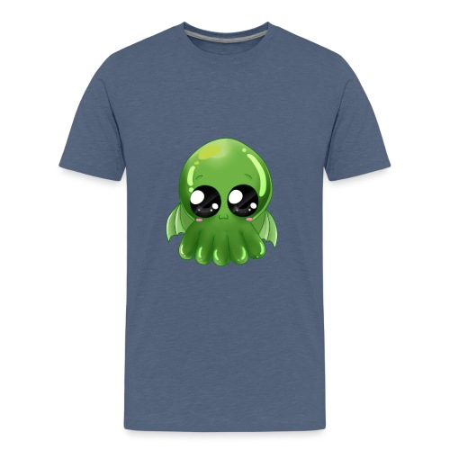 Super süßer Cthulhu - Teenager Premium T-Shirt